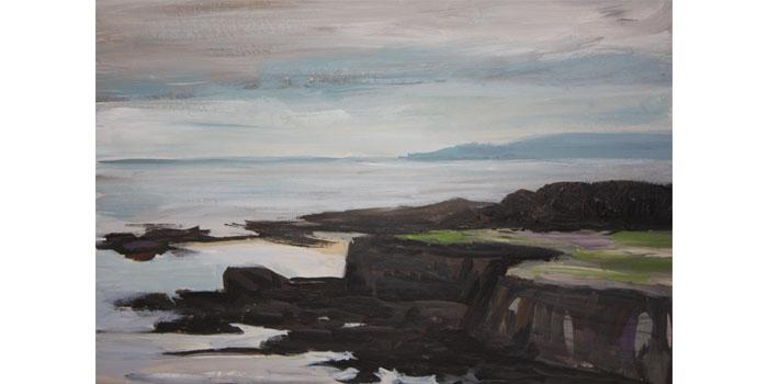 Winter North Berwick Coast